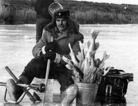 Рыбалка на реке Ембе