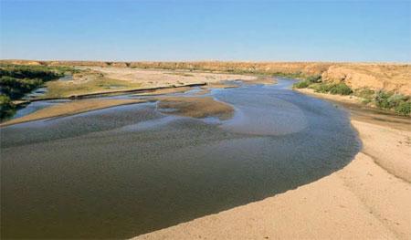Река Емба