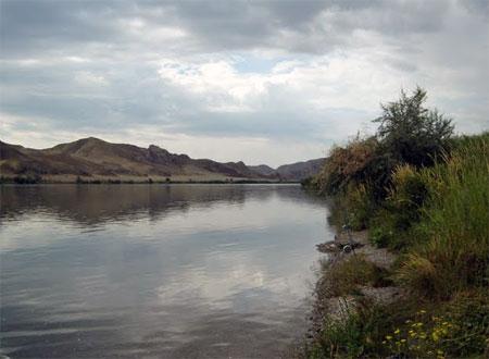 Река Или (4)