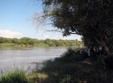 Река Или (2)